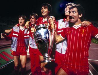 Liverpool Graeme Souness