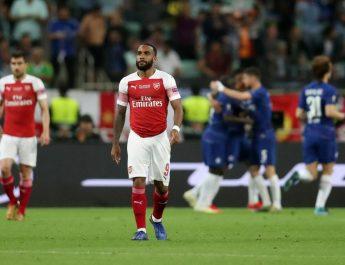 Arsenal vs Chelsea di final Liga Eropa 2018-2019