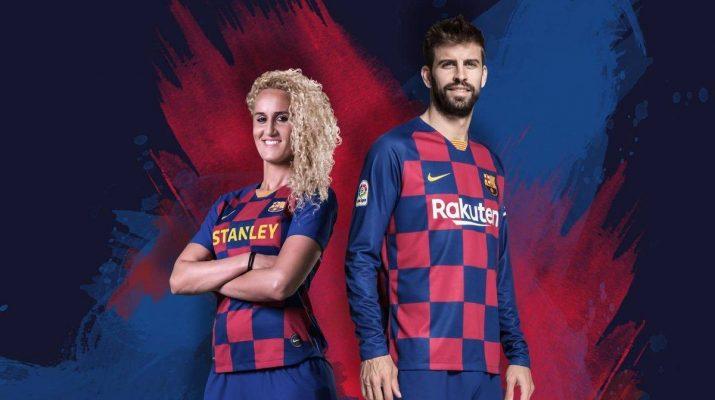 Jersey Anyar Barcelona