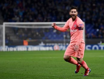 Top skor, Lionel Messi