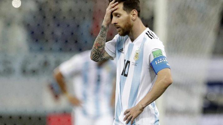Lionel Messi dan Argentina