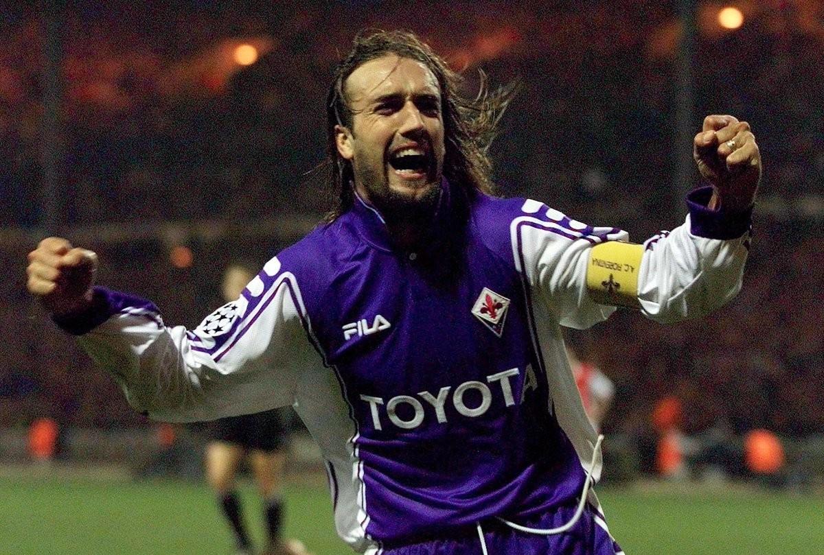 Rakyat Argentina Puja Batistuta Sang Legenda Fiorentina