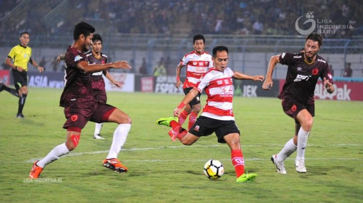 PSM Makassar Vs Madura United 1-2