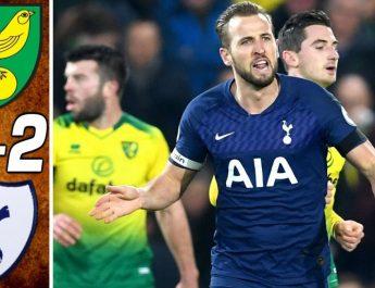 Gol Penalti Kane Selamatkan Spurs dari Kekalahan