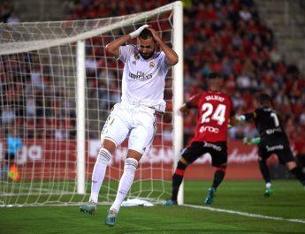 Real Madrid Terpeleset di Markas Real Mallorca