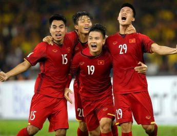 Timnas Vietnam vs Malaysia