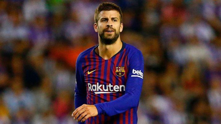 Gerard Pique Kehilangan Sosok Messi