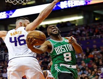 Rekor kemenangan Boston Celtics