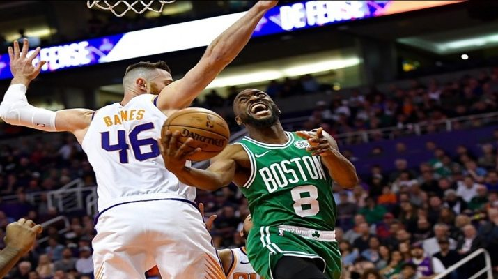 Rekor kemenangan Boston Celtics