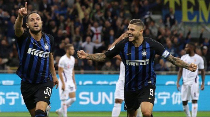 Inter Milan Lolos ke Liga Champions