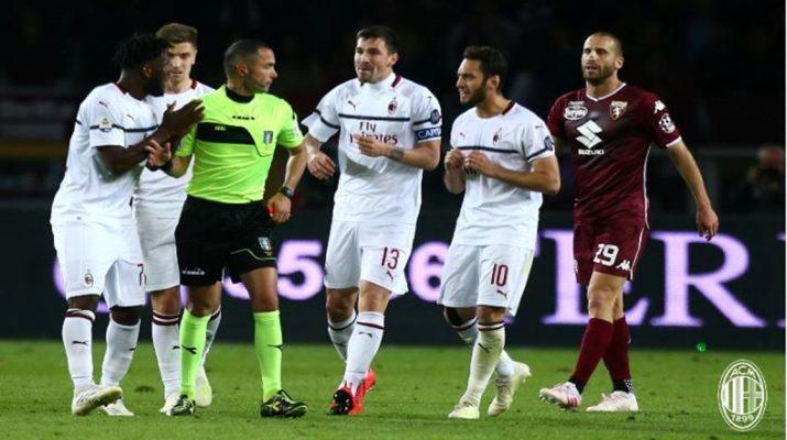 AC Milan vs Torino