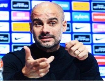 Manchester City, Josep Guardiola