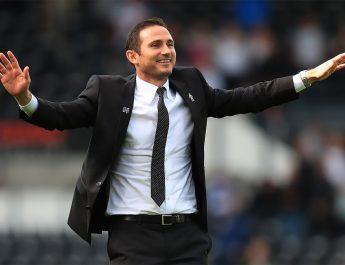 Frank Lampard Pelatih baru Chelsea