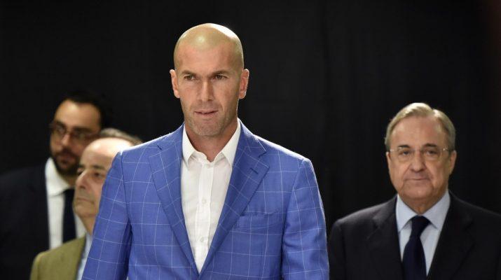 Perez Tak Izinkan Real Madrid Belanja di Awal 2020