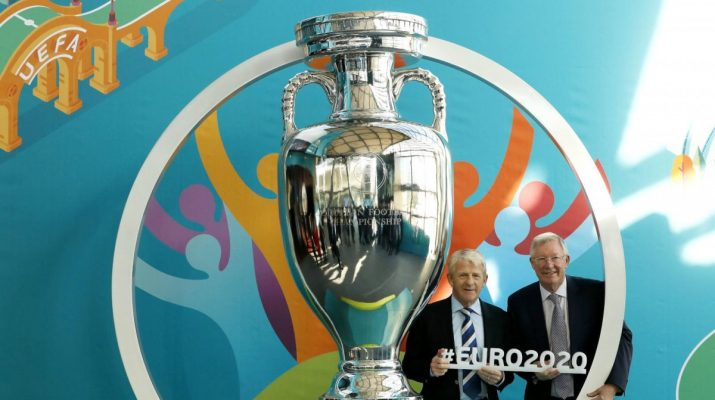 Undian Pembagian Grup Piala Eropa 2020