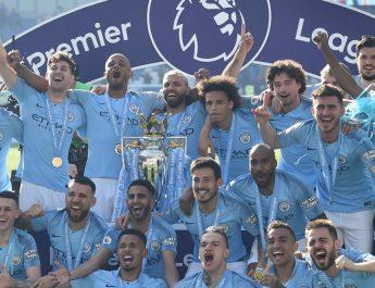 Manchester City Juara Premier Inggris