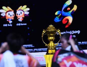 Piala Sudirman 2019