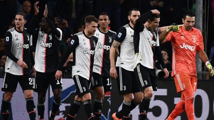 Juventus Bungkam Sampdoria