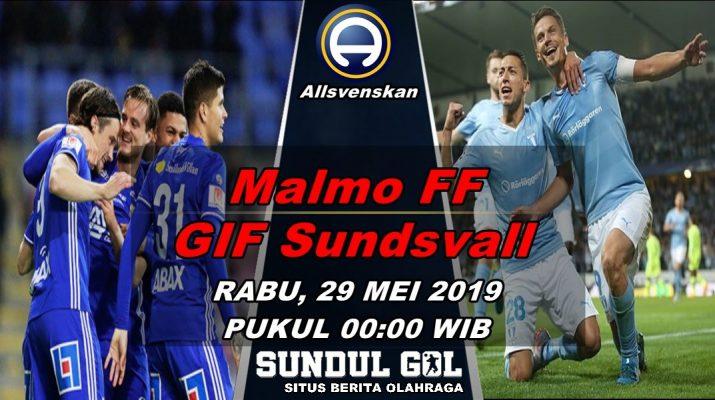 Malmo FF vs GIF Sundsvall