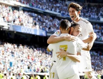 Hasil Rating Real Madrid vs Granada