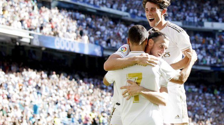 Hasil Rating Real Madrid vs Granada