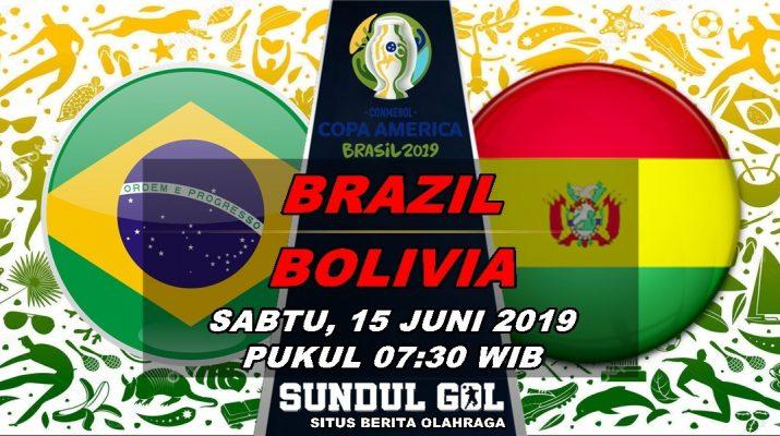 Prediksi Skor Brazil Vs Bolivia