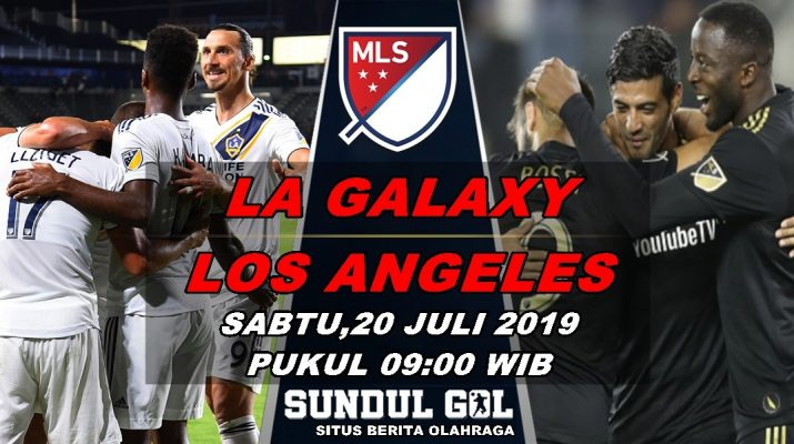 Prediksi Skor LA Galaxy vs Los Angeles