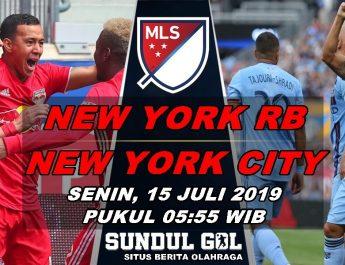 Prediksi Skor New York Red Bulls Vs New York City