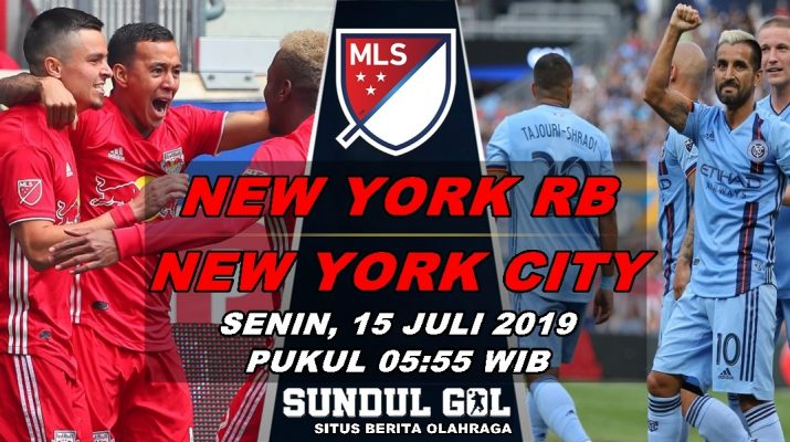 Prediksi Skor New York Red Bulls Vs New York City