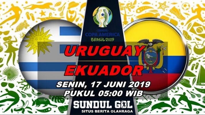 Prediksi Skor Uruguay Vs Ekuador