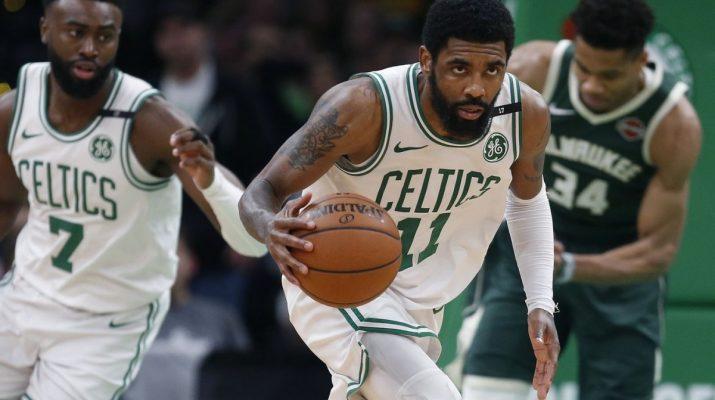 Milwaukee Bucks VS Boston Celtic