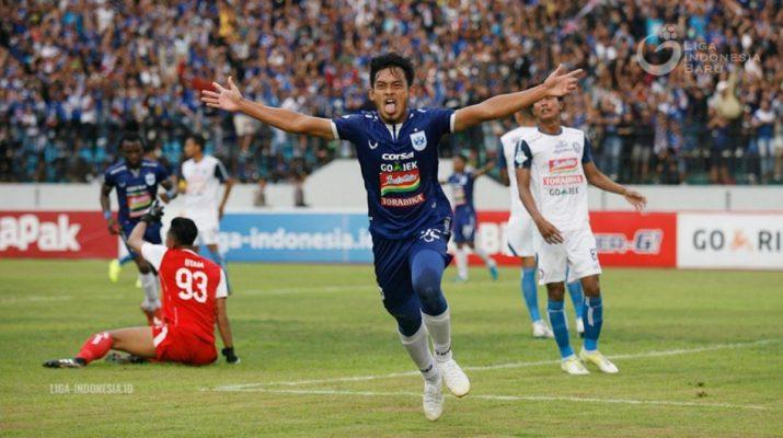 Johan Ahmat Farizi Bawa Arema FC Kalahkan PSIS Semarang