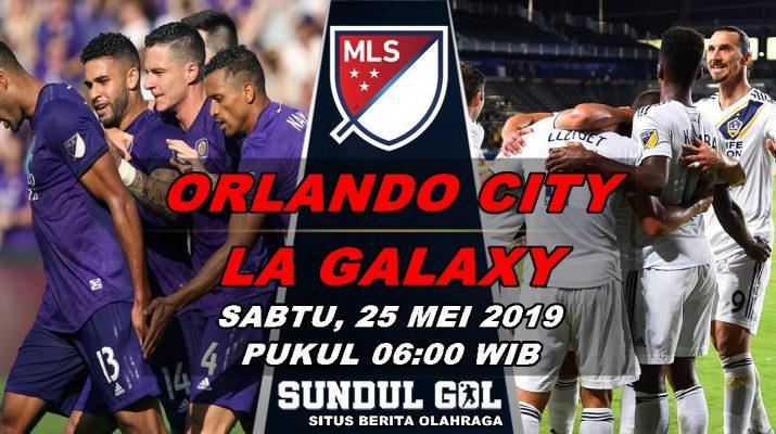 Prediksi Skor Orlando City VS LA Galaxy