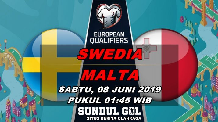 Prediksi Skor Swedia Vs Malta