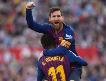 Messi Berpeluang Raih Seluruh Supremasi Tertinggi Musim Ini