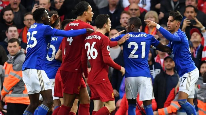 liverpool vs leicester united