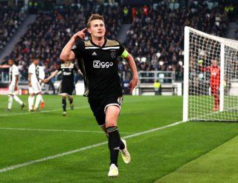 Tampil Memukau di Liga Champions, Barcelona Bajak Kapten Ajax