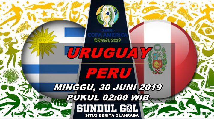prediksi skor uruguay vs peru