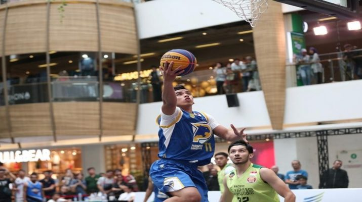 IBL Go-Jek 3x3 Basketball Indonesia Tour 2019