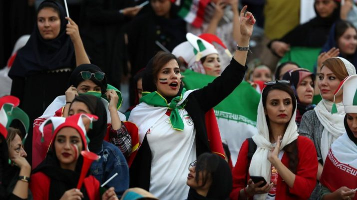 wanita iran